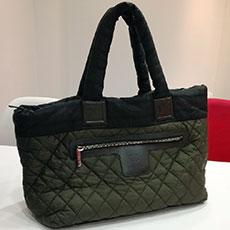 シャネル コココクーン ミディアムトートの買取事例@梅田店 ~人気バッグは高価買取中です~