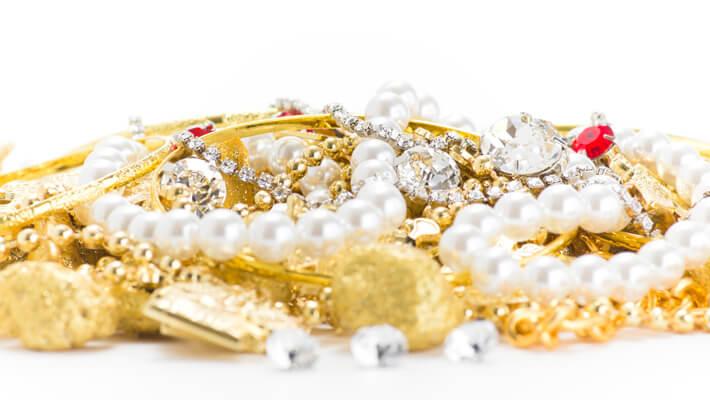 こんなに高く売れるの!?宝石・貴金属の高額買取・査定のポイント