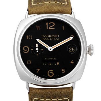 【パネライ ラジオミール 8デイズ M番 PAM00409】世界で20本しかない貴重な時計
