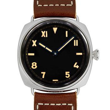 【パネライ ラジオミール カリフォルニア 3デイズ O番 PAM00448】750本限定のプレミア時計
