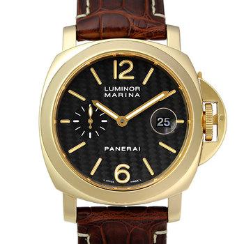 【パネライ ルミノール マリーナ イエローゴールド PAM00140】パネライの中でもハイクラスな腕時計