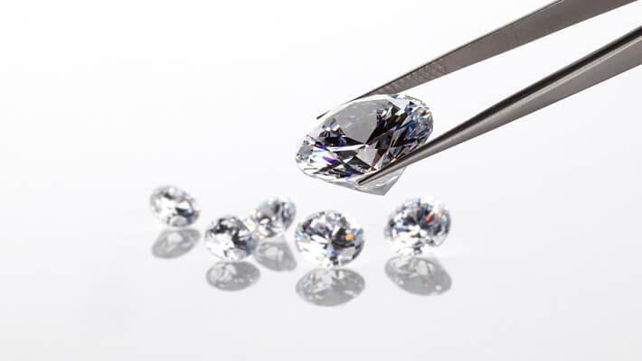ダイヤモンドの価値を決定づける「4C」