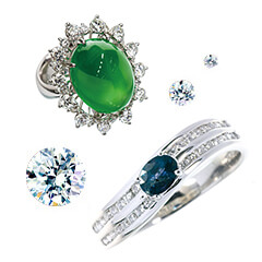 ダイヤ・宝石買取