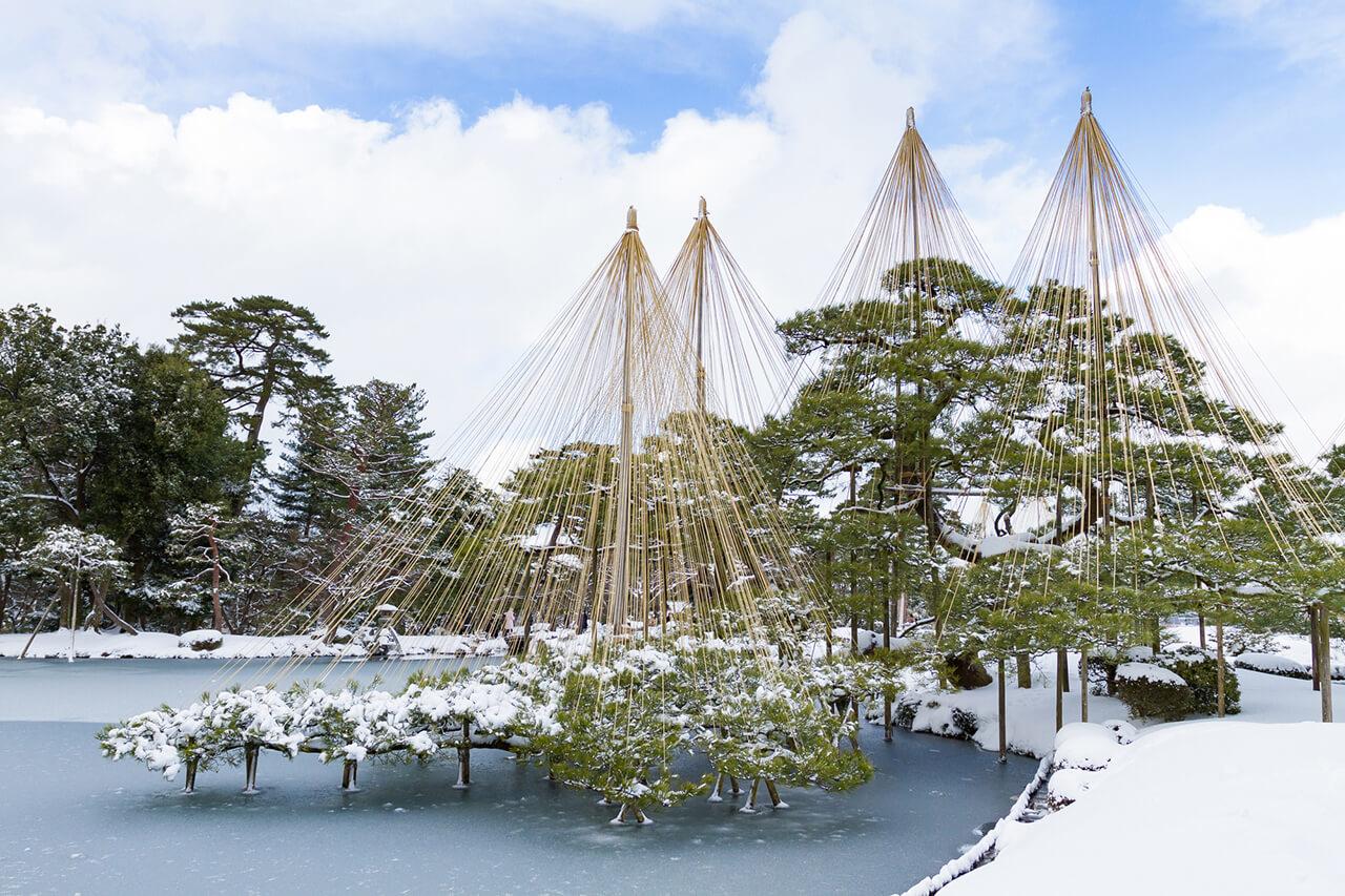 石川県は観光や伝統工芸品など魅力満載