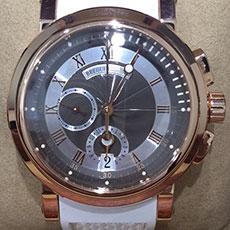 ブレゲ マリーン2の買取事例~天才時計技師の遺産~