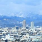 岐阜県の人口と面積