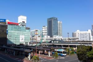 神奈川県内の代表的な商業施設