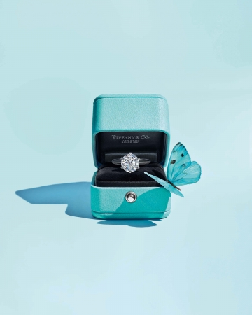ティファニー、ブライダル コレクション「Tiffany True」新作バンドリング