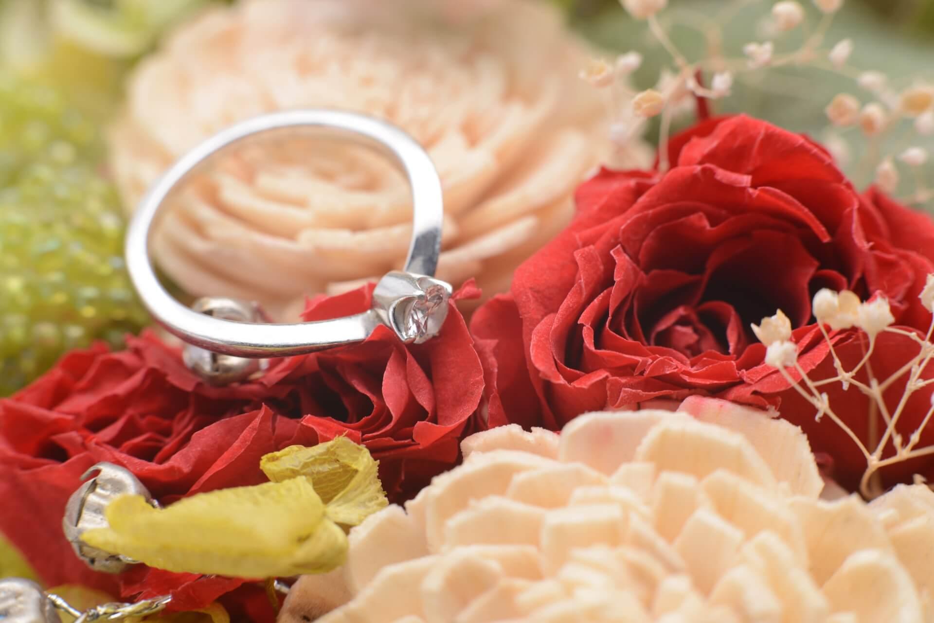 婚約指輪にダイヤモンドが選ばれるのはどうして?