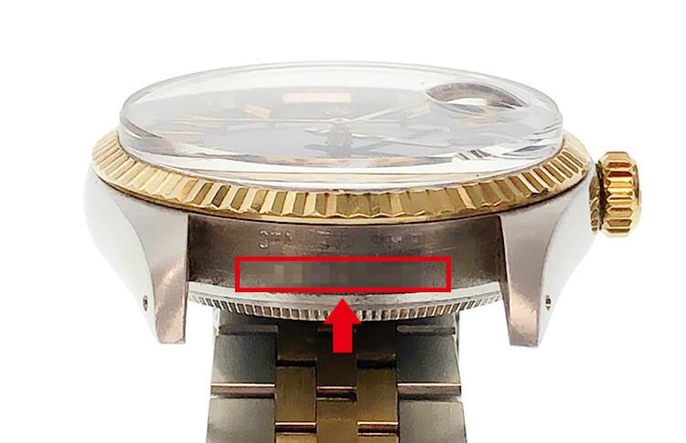 ロレックスのシリアルナンバーで時計の製造年数がわかる??