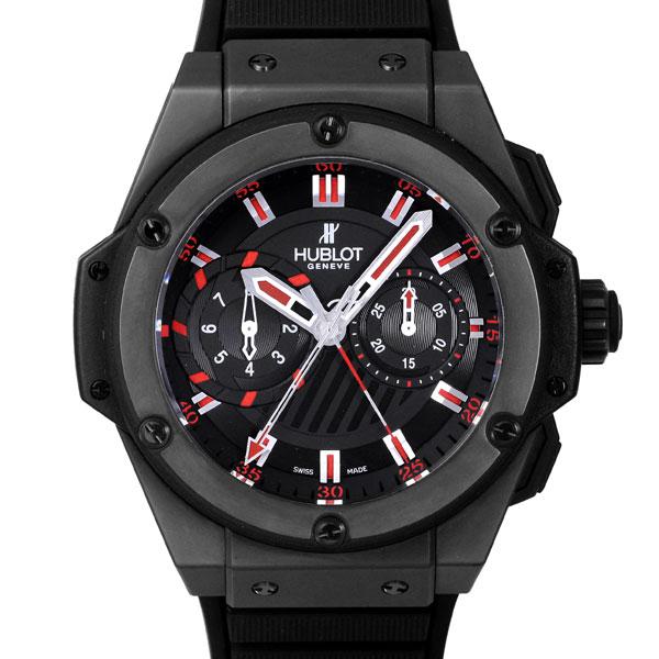 ウブロのレア時計、キングパワー フドロワイヤント ブラックマジック高く買い取ります!