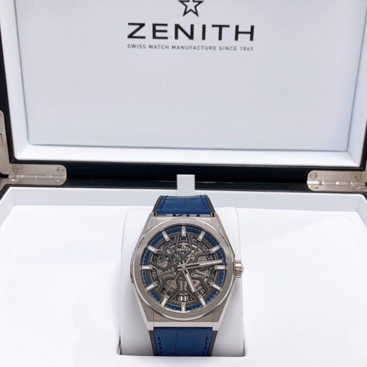 通な人こそ好む歴史ある時計メーカー ゼニス(ZENITH)