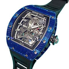 RM 014 NTPTトゥールビヨン ジャパン・ブルー