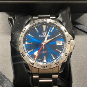 グランドセイコー GMT SBGN005/9F86-0AB0