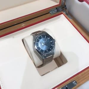 コンステレーション グローブマスター ブルー文字盤 SS 130.30.39.21.03.001