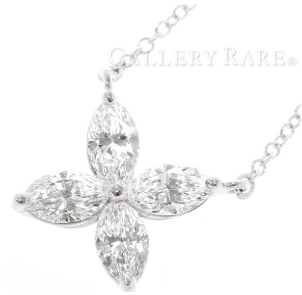 ティファニー(Tiffany&Co.)小粒ながらも美しく、大きく見せるダイヤモンド