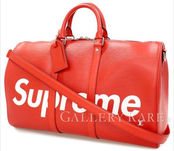 旅行バッグに圧倒的存在感はいかが?