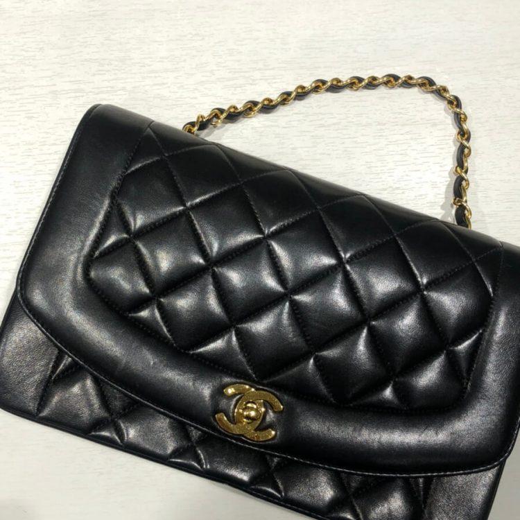 シャネル(CHANEL)の昔のバッグ、今が売りドキ!!