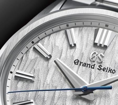 グランドセイコーより、新デザインシリーズであるSeries 9のレギュラーモデルが登場