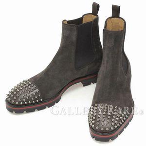 秋の着こなしに!ルブタンやエルメスなど、メンズスエード靴