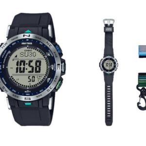 カシオと日本自然保護協会の共同開発第4弾の腕時計が登場