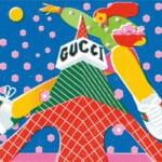 グッチより春の訪れを祝う、東京タワー ライトアップ