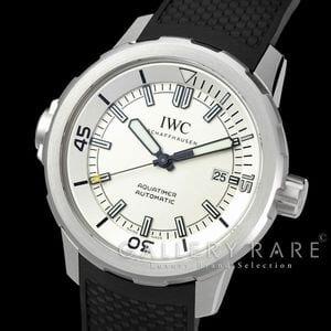 スーツにも合わせやすい、IWCの時計たち