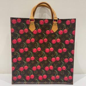 桜が咲き始める季節にぜひコーデに取り入れたいルイ・ヴィトン