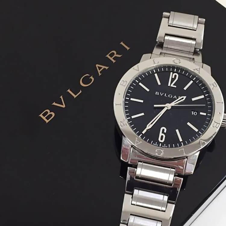 ブルガリ(BVLGARI)の腕時計をお買い取りさせていただきました!