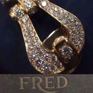 フレッド(FRED)のブレスレット、フォース10をご紹介!