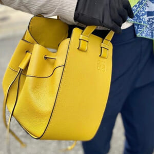 今イチオシのバッグ、ロエベ(LOEWE)のハンモック!