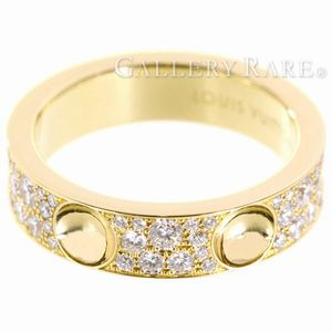 ベーシックなデザインから個性派デザインまで!ルイ・ヴィトンの指輪特集