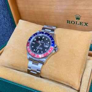 ロレックス GMTマスター2 16710