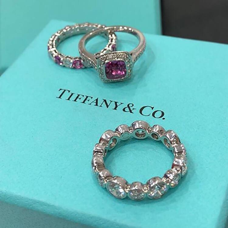 プレゼントに最適なティファニー(Tiffany&Co.)のリング