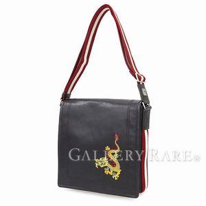 ストライプがポイント!シンプルで優雅なバリーのメンズバッグ
