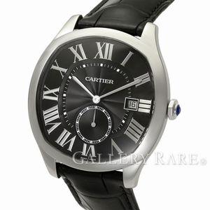 スマートで美しいフォルムが特徴!カルティエのメンズ腕時計5選