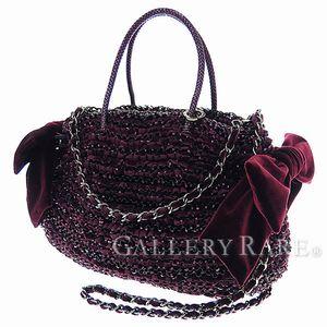 華やかさが魅力的♪アンテプリマのワイヤーバッグ