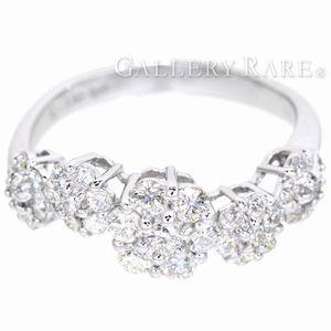 モチーフがキュート♡ポンテヴェキオのダイヤモンドリング
