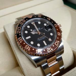 ロレックス GMTマスター2 ブラック 126711CHNR