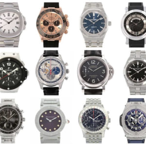 【2021年版】高級時計の定番といえばこれ!人気のブランド27選