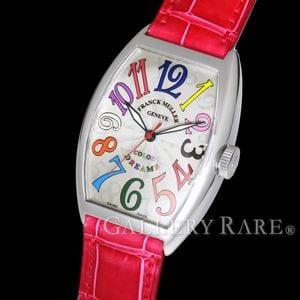 女性の腕元を華やかに彩る♪フランク・ミュラーのレディース腕時計