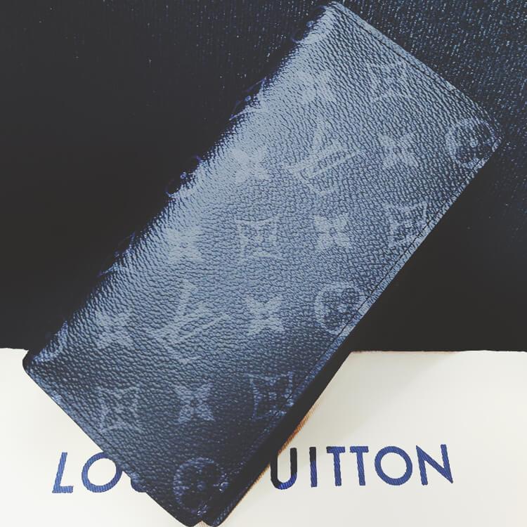 ルイ・ヴィトン(LOUIS VUITTON) モノグラム・エクリプスの財布!