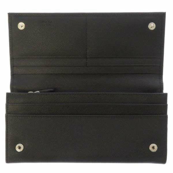 プラダ(PRADA)のサフィアーノ・レザーで作られた長財布