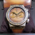 ウブロ(HUBLOT)の秋にぴったりな時計をご紹介いたします!