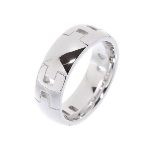 エルメスの結婚指輪に使われているホワイトゴールド