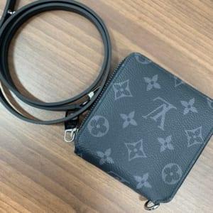モノグラム・エクリプス ジッピー・コンパクト ウォレット M80426